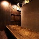 【個室席】~8名様×3卓
