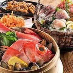 【全席個室】隠れ海鮮居酒屋 魚京助 新橋駅前店