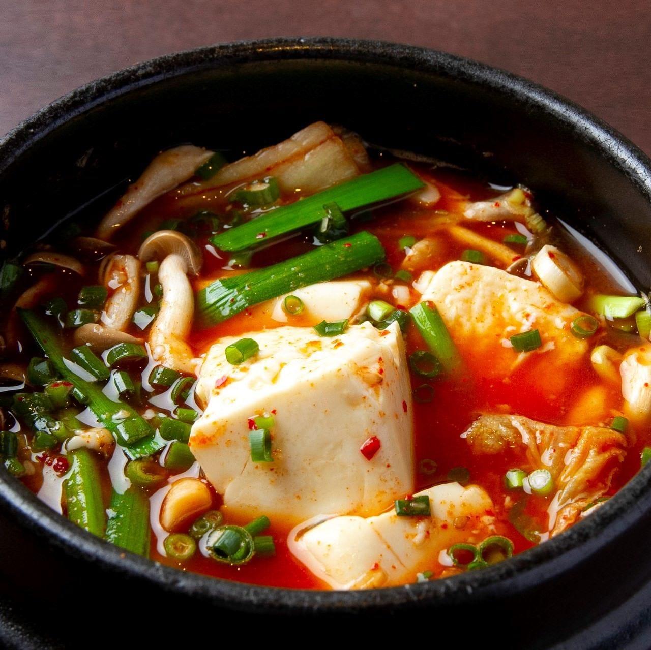 本格韓国料理の宴会コース