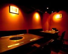 【要予約】最大10名様の完全個室席♪