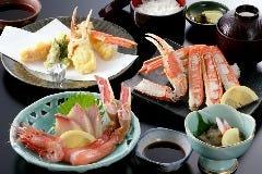 おけしょう鮮魚の海中苑