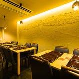 12名様 情趣と風格に満ちた優美な個室空間
