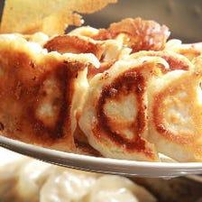 【家園菜★竹コース】お料理8品+小龍包、餃子食べ放題 6000円(税抜)