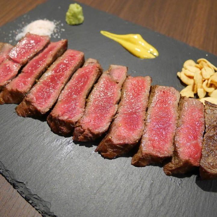 『鉄板焼き 肉』多数ご提供!