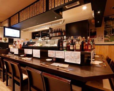 日本酒×ワイン ノンベエエビス  店内の画像