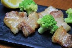 三河産「三洲豚」のパンチェッタ(ベーコン)