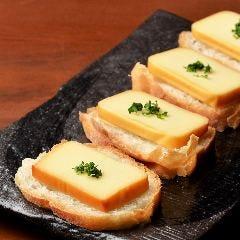 トロけるチーズ燻