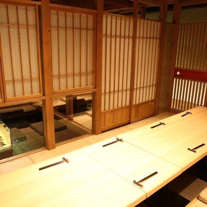 ◆接待・記念日に最適な個室空間
