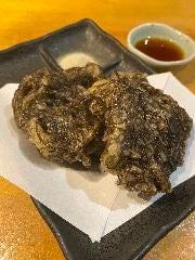 もずくの天ぷら(2ヶ)