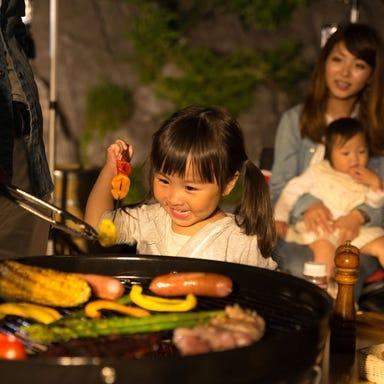 新横浜ラントラクト BBQ  メニューの画像