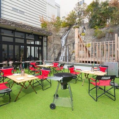 新横浜ラントラクト BBQ  店内の画像