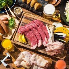 新横浜ラントラクト BBQ