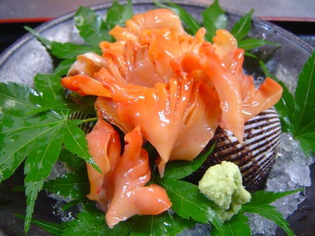 赤貝やあさり、春は貝類が旬!