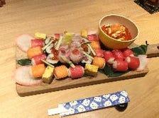 プレミアム一口寿司プレート