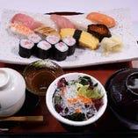 つばき寿司セット