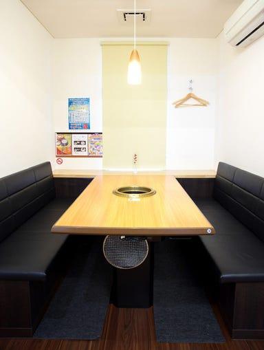 精肉問屋 直営焼肉店 やきにくの蔵 伊予西条店 店内の画像