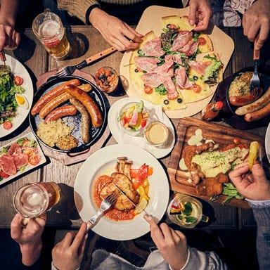 クラフトビールダイニングSCHMATZ シュマッツ ららぽーと豊洲 こだわりの画像
