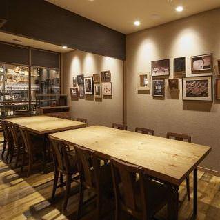 SALVATORE CUOMO&BAR 松山 店内の画像