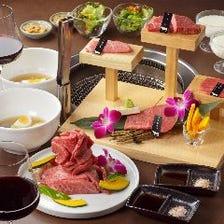 旨みあふれるお肉を存分に堪能できる