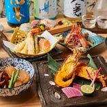 当店イチ押しの料理が満載のコースは2980円~ご用意しております!