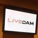 カラオケ機種は『LIVE DAM』を導入!