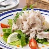 豚しゃぶのサラダ