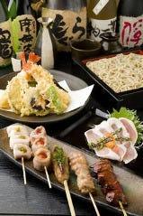石挽蕎麦と炭火焼 一成 ‐ichinaru‐ 土浦店