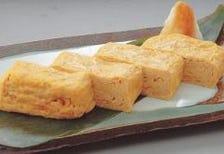 奥久慈卵の出汁巻き玉子焼き