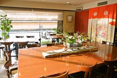 四季のテーブル  店内の画像