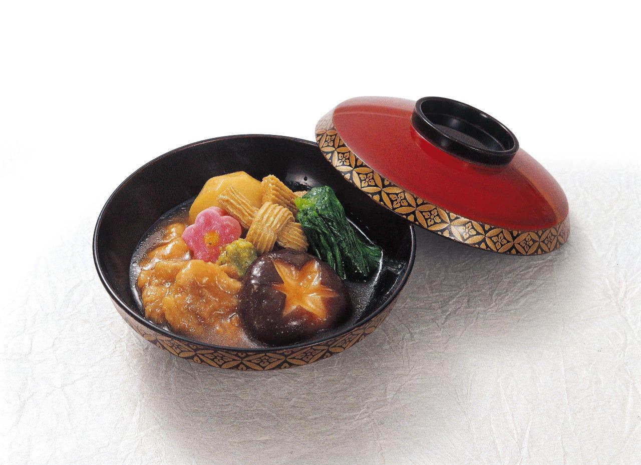 じわもんのじぶ煮は必見の価値有り 歴史ある逸品に舌鼓