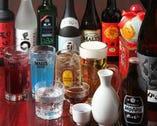 30種類以上の飲み放題ご用意しております イチオシは紹興酒!