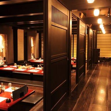 個室居酒屋 番屋 赤坂店別館 店内の画像