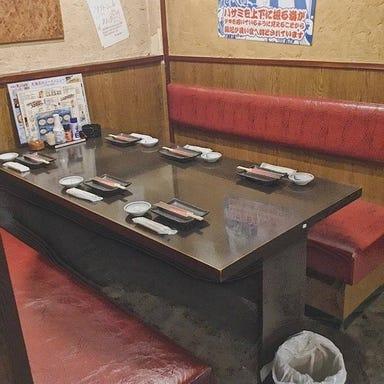 えびかに食堂 鶴見駅前店  店内の画像