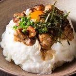 朝引きの新鮮な鶏【新鮮な食材】