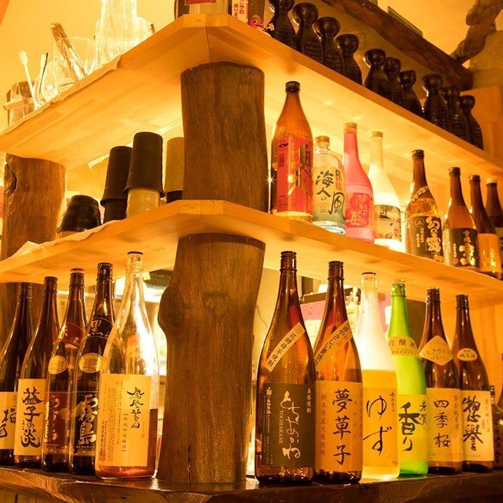 栃木県の日本酒・焼酎の地酒が豊富!