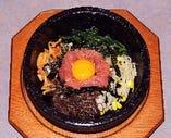 石焼ピビンバ(タラコ)
