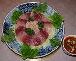 韓国式 鯉の活造り