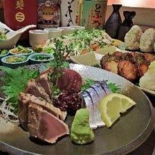 ◆ご宴会に◎季節のコース4,500円~