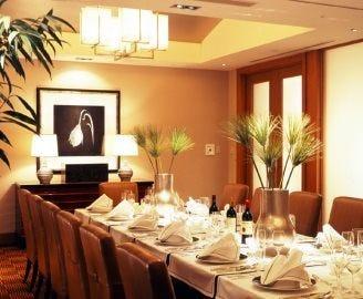 シェラトン都ホテル大阪 レストラン&ラウンジ eu(ゆう) 店内の画像