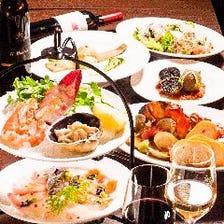 【産地直送】鮮魚のイタリアン料理♪