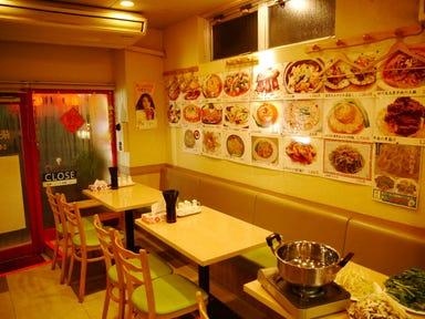 上海料理 張記小龍包  店内の画像