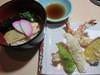 天ぷらにゅうめん
