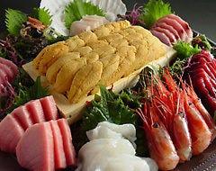 川崎北部市場より仕入れた 厳選魚貝類
