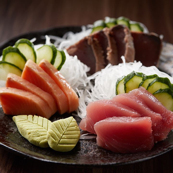 ◆【時間無制限食べ飲み放題】時間を気にせず過ごしたい宴会にぴったり◎『スタンダードプラン』<全50品>