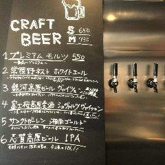 クラフトビールと肉ビストロ HITSUJI(ヒツジ)