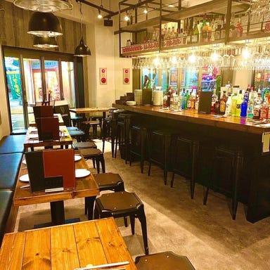 Spanish&Italian bar CHASU 新潟駅前店  店内の画像