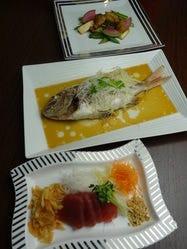 海鮮料理色々