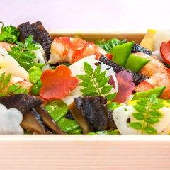 春菜ふきよせ寿司