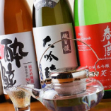 店主が厳選した日本種もぜひ料理と共にご堪能ください