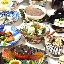 【期間限定】『ランチ 松茸御膳』土瓶蒸しや松茸ご飯など、秋の味覚を愉しむ贅沢なお昼に。お祝いにも